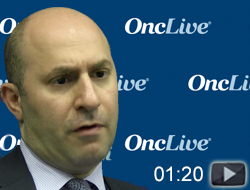 Dr. Choueiri on Trials Investigating Combination Regimens for RCC