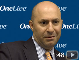 Dr. Choueiri on Subsequent Combo Therapy After PD-1/PD-L1 Blockade in RCC