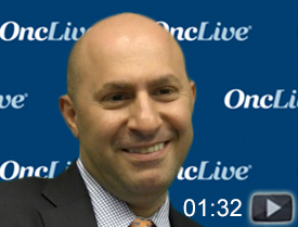 Dr. Choueiri on the Next Generation of Trials in RCC