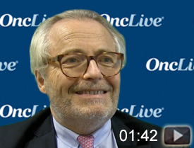 Dr. Triebel on the Rationale for a Novel Immunotherapy Combination in Melanoma