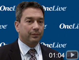 Dr. Tzachanis on Research Regarding Post-CAR T-Cell Therapy Progression in Lymphoma