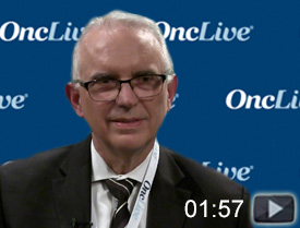 Dr. Uberti on Transplant in Myelodysplastic Syndrome