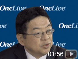 Dr. Ueno on the Residual Cancer Burden and Immunotherapy in Inflammatory Breast Cancer