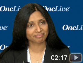 Dr. Ulahannan on the VALENTINO Trial in Advanced CRC