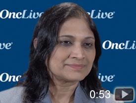 Dr. Vaishampayan on Immunotherapy Trials in Kidney Cancer