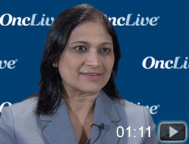 Dr. Vaishampayan on the Shifting Role of Cytoreductive Nephrectomy in RCC