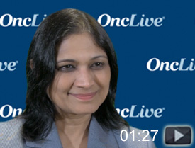 Dr. Vaishampayan on the Role of Cytoreductive Nephrectomy in mRCC