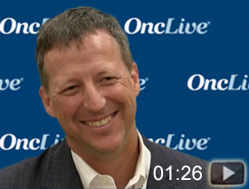 Dr. Urbanic on the Role of Radiotherapy in Oligometastatic NSCLC