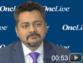 Dr. Usmani on Situations that Indicate the Need for Immediate Treatment in R/R Multiple Myeloma