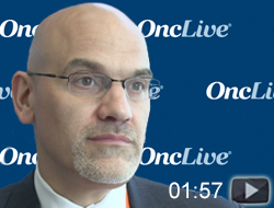 Dr. Uzzo on Trials Investigating Immunotherapy in Kidney Cancer