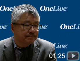 Dr. Oh Discusses Choosing Abiraterone in Prostate Cancer