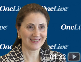 Dr. Papadimitrakopoulou on Implications of the NILE Trial in NSCLC