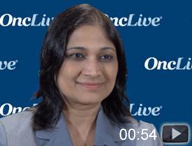 Dr. Vaishampayan on Immunotherapy in mRCC