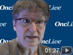 Dr. Van Zee on Nomograms for Patients With DCIS