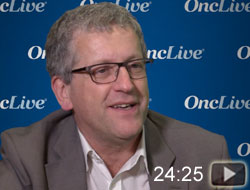 Dr. Van Cutsem on Regorafenib for Patients With Colorectal Cancer