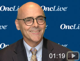Dr. Van Veldhuizen on the Combination of Atezolizumab and Bevacizumab in Kidney Cancer