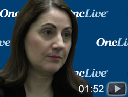 Dr. Papadimitrakopoulou on Immunotherapy Combinations in Lung Cancer