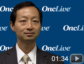 Dr. Kim Discusses Cytoreductive Nephrectomy in Metastatic RCC