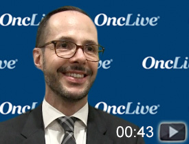 Dr. Villa on the Efficacy of Induction Therapy With BR in MCL