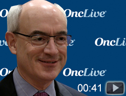 Dr. Vokes on Biomarker Selection in Head and Neck Cancer