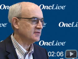 Dr. Vokes on the Standard of Care for Stage III NSCLC