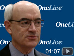 Dr. Vokes on Curative Treatment Approaches in Head and Neck Cancer