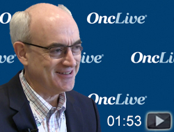 Dr. Vokes on Pembrolizumab Plus Chemotherapy and Radiation in Lung Cancer
