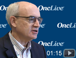 Dr. Vokes on PARP Inhibitors for NSCLC