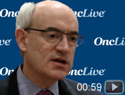 Dr. Vokes on Moving Immunotherapy into Frontline for Head and Neck Cancer