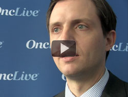 Dr. Voss on Bevacizumab With CRLX101 in Advanced RCC