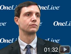 Dr. Voss on Phase I/II Trial Data of MEDI0680/Durvalumab Versus Nivolumab in mRCC