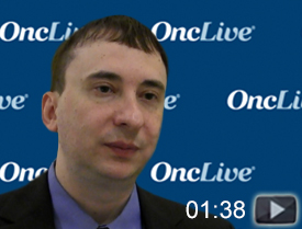 Dr. Vulfovich on Broad Molecular Profiling in mCRC