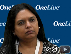 Dr. Vusirikala on the Role of Transplant in ALL