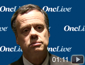 Dr. Stadler on the Therapeutic Landscape of RCC