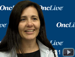 Dr. Wakelee on Immunotherapy Versus Targeted Agents in NSCLC