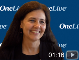 Dr. Wakelee on First Trial to Combine Antiangiogenic Agents With Immunotherapy in NSCLC