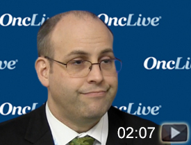 Dr. Wallen on Technological Advances in NSCLC