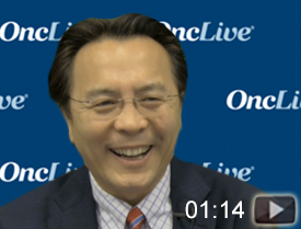 Dr. Wang on the Pace of Progress in MCL