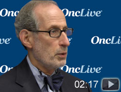 Dr. Jeffrey Weber on CheckMate-064 Trial for Advanced Melanoma