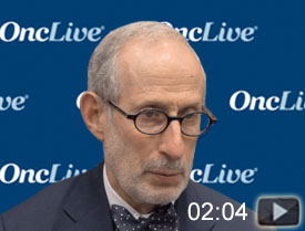 Dr. Weber on Adjuvant Approaches in Stage III Melanoma