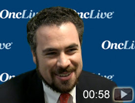 Dr. Weinberg Discusses the Use of FOLFIRINOX in Older Patients With Metastatic Pancreatic Cancer