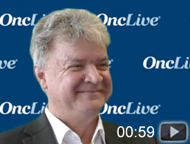 Dr. Welslau on the Rationale for the REFLECT Trial in DLBCL