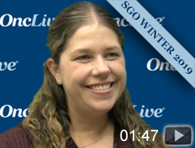 Dr. Westin on Advances Made With PARP Inhibitors in Ovarian Cancer
