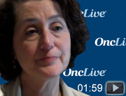 Dr. White on Omitting Radiation in Breast Cancer