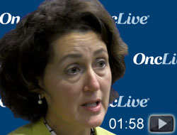 Dr. White on Relationship Between Multigene Assays and RT in Breast Cancer