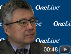 Dr. Oh on AR-Targeted Therapy and Chemotherapy for CRPC