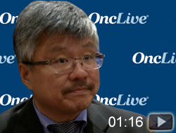 Dr. Oh on the Safety Profile of Docetaxel in Prostate Cancer