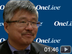 Dr. Oh on Remaining Challenges With Docetaxel in Prostate Cancer