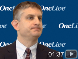 Dr. Wolpin on the CCGA Study of Blood-Based Testing for Early Detection of GI Cancers