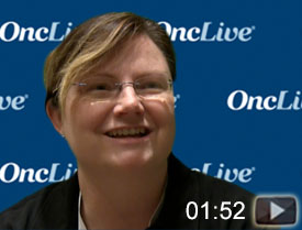 Dr. Woodward on Radiotherapy in Breast Cancer